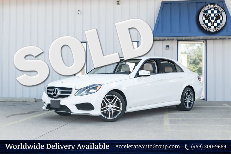 2016 Mercedes-Benz E-Class E 350 in Rowlett Texas