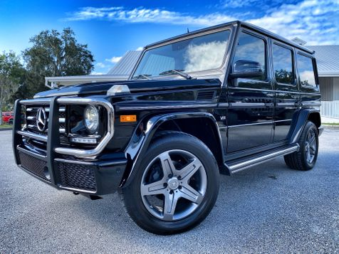 2016 Mercedes-Benz G 550 G550 GWAGEN CARFAX CERT SERVICED 100%  in Plant City, Florida