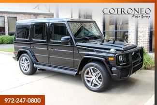 2016 Mercedes-Benz G-Class G 63 AMG 4MATIC in Addison TX, 75001
