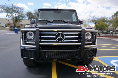 2016 Mercedes-Benz G550 G WAGON G CLASS 550 SUV ~ ONLY 16K LOW MILES!! | MESA, AZ | JBA MOTORS in MESA, AZ