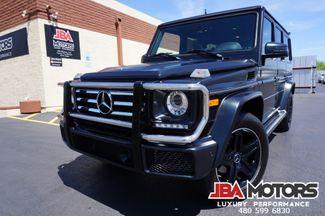 2016 Mercedes-Benz G550 G WAGON G CLASS 550 SUV HUGE $130k MSRP Designo | MESA, AZ | JBA MOTORS in Mesa AZ