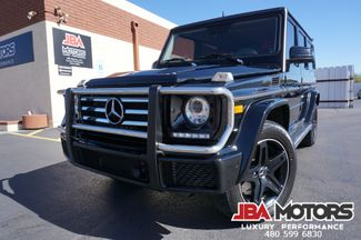 2016 Mercedes-Benz G550 G WAGON G CLASS 550 SUV ~ 1 Owner Clean CarFax in Mesa, AZ 85202