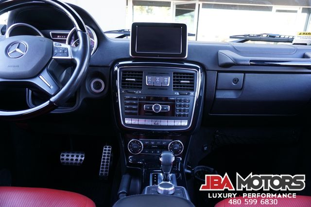 2016 Mercedes-Benz G550 G WAGON G CLASS 550 SUV ~ 1 Owner Clean CarFax in Mesa, AZ 85202