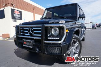 2016 Mercedes-Benz G550 G Class 550 G Wagon Navi Rear Cam Blind Spot AMG in Mesa, AZ 85202