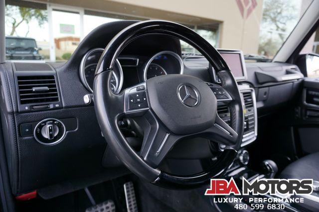 2016 Mercedes-Benz G550 G Class 550 G Wagon Navi Rear Cam Blind Spot AMG in Mesa, AZ 85202
