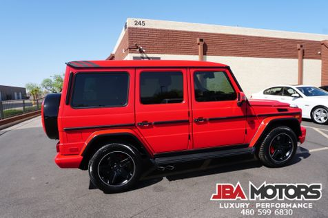 2016 Mercedes-Benz G63 AMG G Class 63 G Wagon Diamond Stitched | MESA, AZ | JBA MOTORS in MESA, AZ