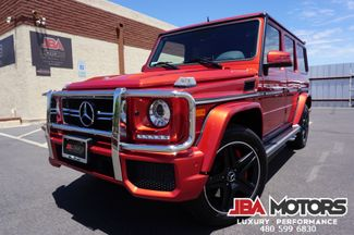 2016 Mercedes-Benz G63 AMG G Class 63 G Wagon Bi-Turbo V8 | MESA, AZ | JBA MOTORS in Mesa AZ