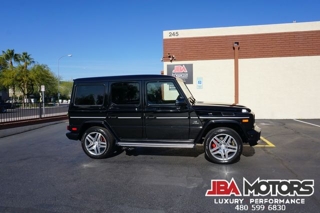 2016 Mercedes-Benz G63 AMG G Class 63 G Wagon V8 Bi-Turbo Diamond Stitch in Mesa, AZ 85202