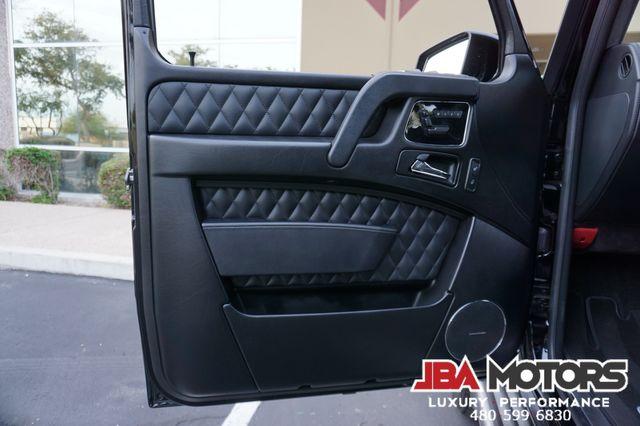 2016 Mercedes-Benz G63 AMG G Class 63 G Wagon V8 Bi-Turbo Diamond Stitch in Mesa, AZ 85202