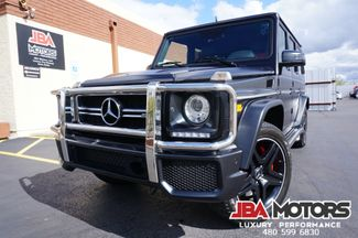 2016 Mercedes-Benz G63 AMG G Class 63 G Wagon V8 Bi-Turbo | MESA, AZ | JBA MOTORS in Mesa AZ