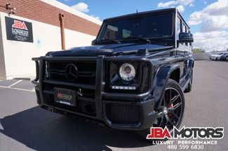 2016 Mercedes-Benz G65 AMG G65 V12 Bi-Turbo G Wagon G Class 65 like G63 $218K | MESA, AZ | JBA MOTORS in Mesa AZ