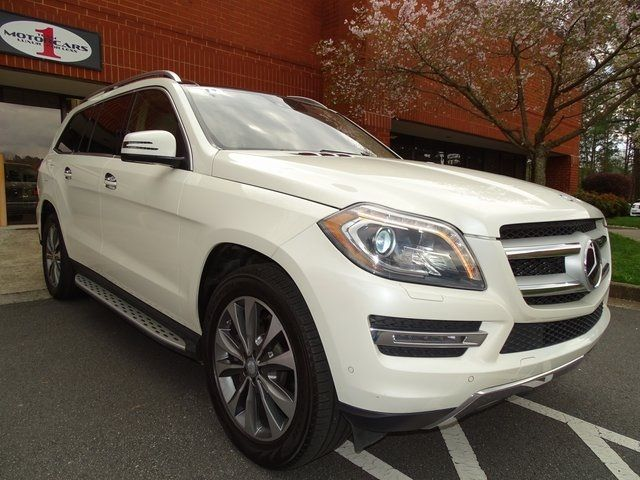 2016 Mercedes-Benz GL 350 BlueTEC