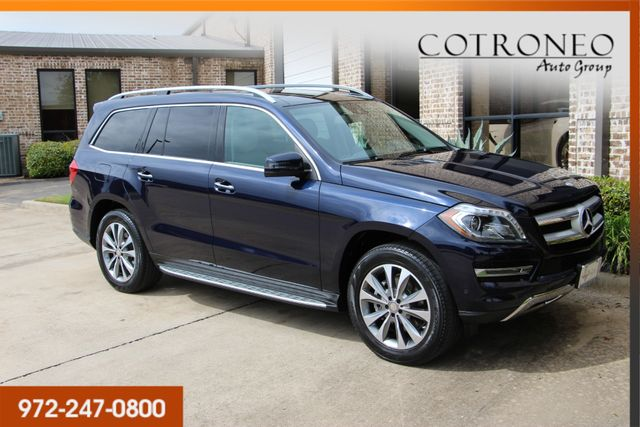 2016 Mercedes-Benz GL 450 4MATIC