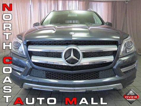 2016 Mercedes-Benz GL 450 4MATIC 4dr GL 450 in Akron, OH