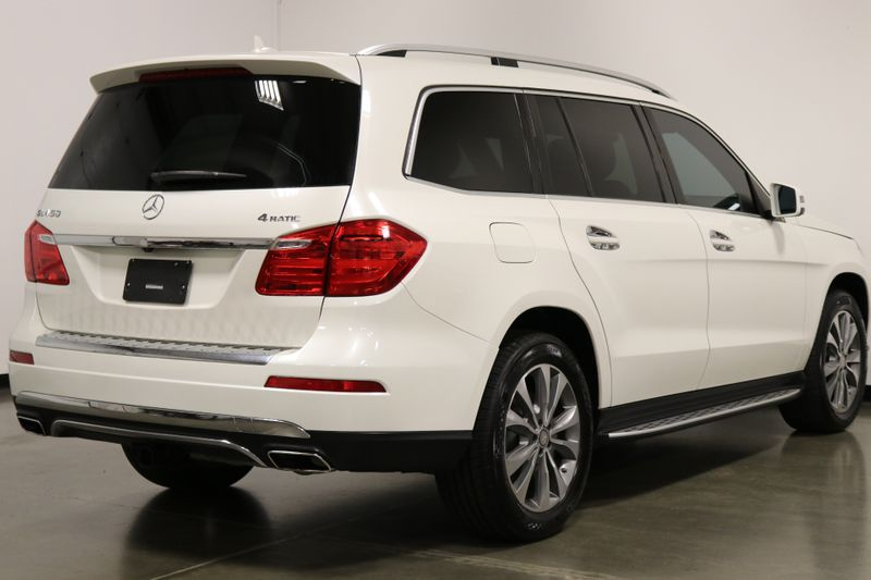 2016 Mercedes-Benz GL 450 Designo   city NC  The Group NC  in Mansfield, NC