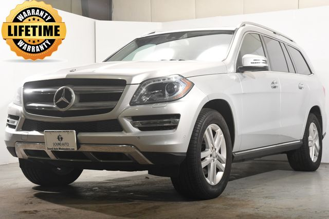 2016 Mercedes-Benz GL 450 w/ Blind Spot/ Safety Tech in Branford, CT 06405