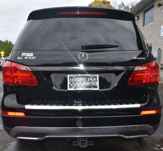 2016 Mercedes-Benz GL 450 4MATIC 4dr GL 450 Waterbury, Connecticut 7