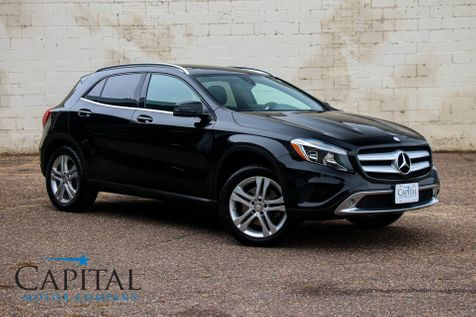2016 Mercedes-Benz GLA 250 2.0T Luxury Crossover w/Navigation, Panoramic Roof, Keyless GO and 18-Inch Wheels  in Eau Claire