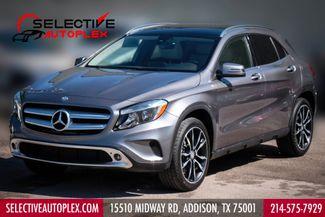 2016 Mercedes-Benz GLA 250 Navigation Back_Up Camera, ECO Start/Stop system in Addison, TX 75001
