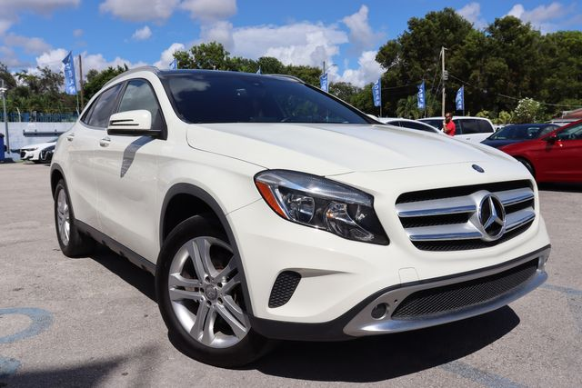 2016 Mercedes-Benz GLA 250 in Miami, FL 33142