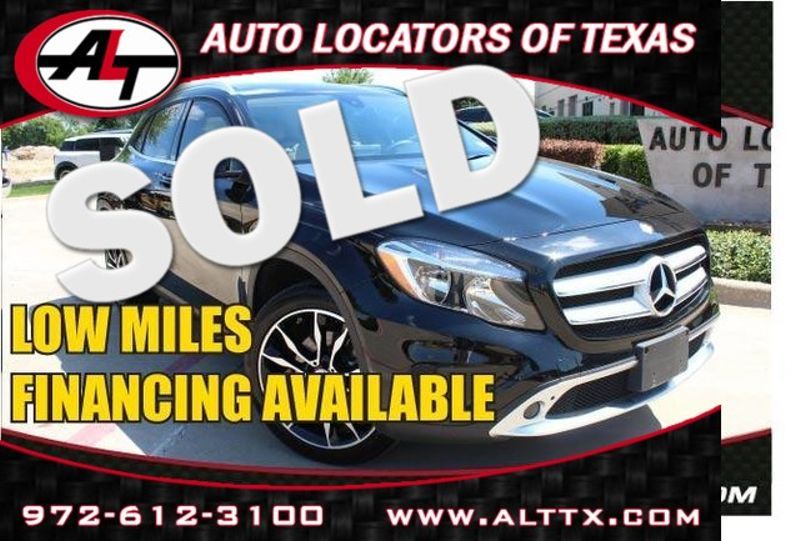 2016 Mercedes Benz GLA 250 GLA 250 | Plano, TX | Consign My Vehicle