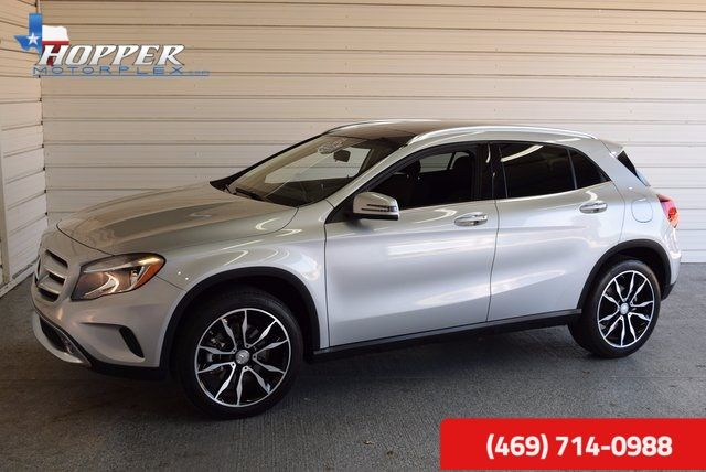 2016 Mercedes-Benz GLA GLA 250 in McKinney, Texas 75070