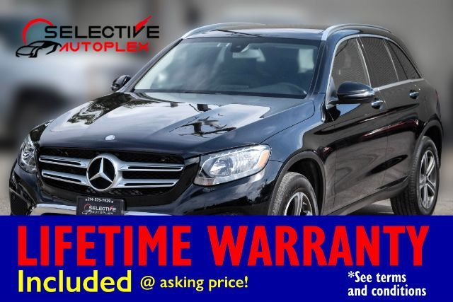 2016 Mercedes-Benz GLC 300 4MATIC Panoramic roof
