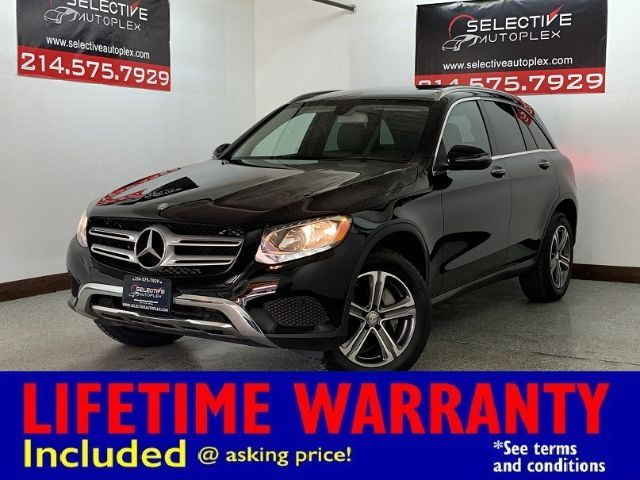 2016 Mercedes-Benz GLC 300 4MATIC, LEATHER SEATS, PANO ROOF, REAR VIEW CAM