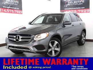 2016 Mercedes-Benz GLC 300 GLC300, LEATHER SEATS, PANO ROOF, REAR VIEW CAM in Carrollton, TX 75006