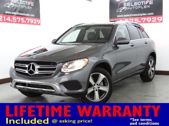 2016 Mercedes-Benz GLC 300 GLC300, LEATHER SEATS, PANO ROOF, REAR VIEW CAM