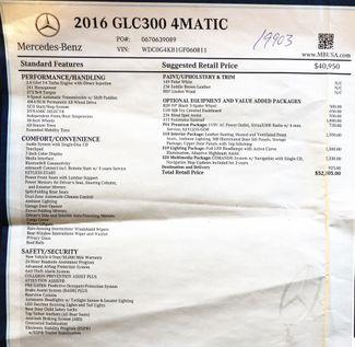 2016 Mercedes-Benz GLC-Class GLC300 4Matic in Alexandria VA
