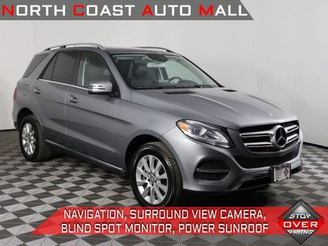 2016 Mercedes-Benz GLE 300d GLE 300d in Cleveland, Ohio