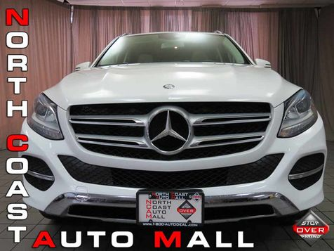 2016 Mercedes-Benz GLE 350 4MATIC 4dr GLE 350 in Akron, OH