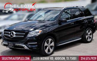 2016 Mercedes-Benz GLE 350W, Blind Spot Assist Navigation, Keyless go, Parktronic in Addison, TX 75001