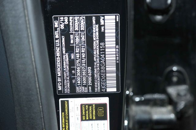 2016 Mercedes-Benz GLE 450 AMG Houston, Texas 37