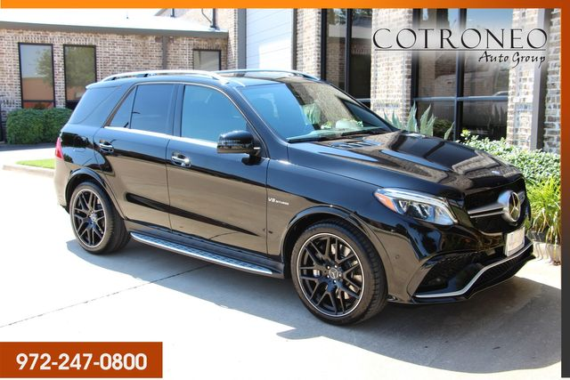 2016 Mercedes-Benz GLE 63 AMG in Addison TX, 75001