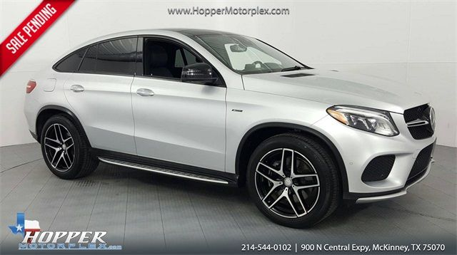 2016 Mercedes-Benz GLE GLE 450 4MATIC