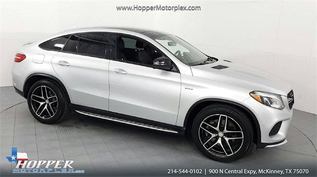 2016 Mercedes-Benz GLE GLE 450 4MATIC in McKinney Texas, 75070
