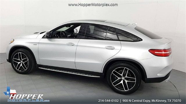 2016 Mercedes-Benz GLE GLE 450 4MATIC in McKinney, Texas 75070