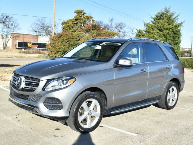 2016 Mercedes-Benz GLE GLE 350 in McKinney, Texas 75070