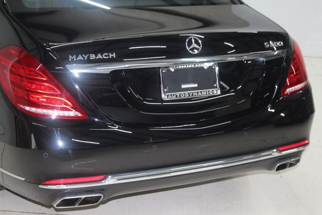 2016 Mercedes-Benz Maybach S 600 Houston, Texas 13
