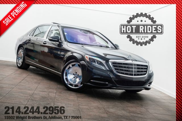 2016 Mercedes-Benz Maybach S600 Executive in Addison, TX 75001