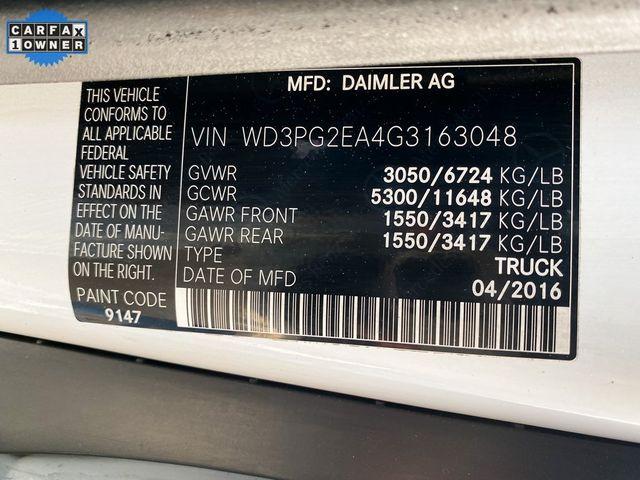 2016 Mercedes-Benz Metris Cargo Van Cargo Madison, NC 30