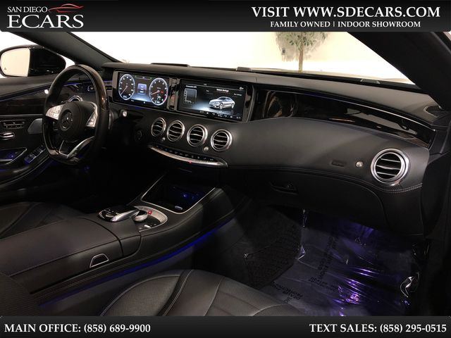 2016 Mercedes-Benz S 550 4MATIC Coupe in San Diego, CA 92126
