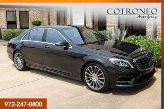 2016 Mercedes-Benz S 550 Sedan Sport in Addison, TX 75001