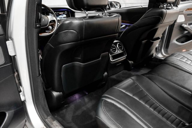 2016 Mercedes-Benz S 550 117k MSRP w/ Sport & Driver Asst. Package in Addison, TX 75001