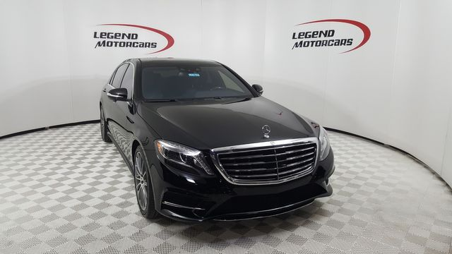 2016 Mercedes-Benz S 550 in Carrollton, TX 75006