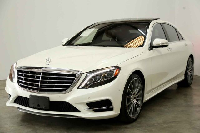 2016 Mercedes-Benz S 550 Houston, Texas 3