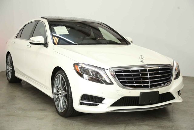 2016 Mercedes-Benz S 550 Houston, Texas 1