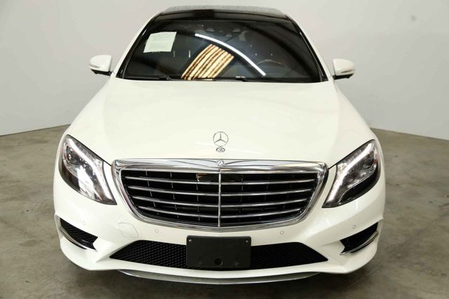 2016 Mercedes-Benz S 550 Houston, Texas 7